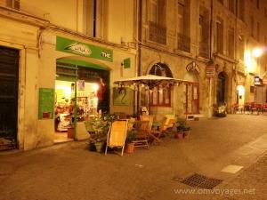 Zandoli, boutique-salon de thé dans le vieux Montpellier
