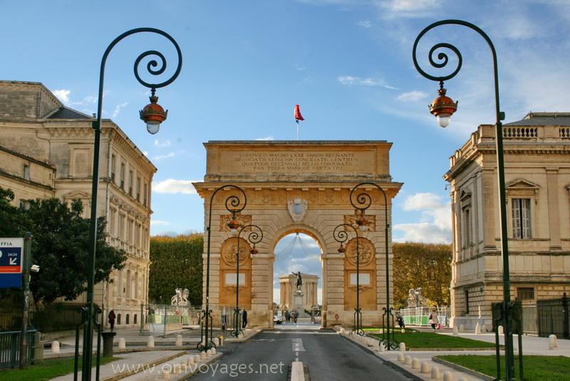 Montpellier et un tour au bord de la mer m voyages for Alentours montpellier