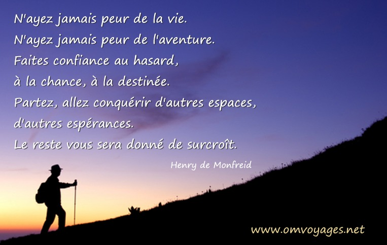 Citations rencontres voyages